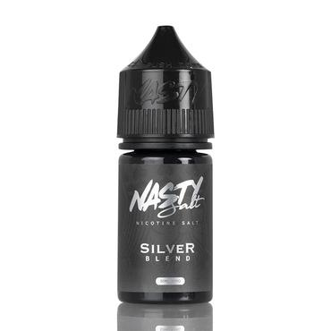 Silver Blend Nic Salt Nasty Juice Tobacco Series Alliston Newmarket Woodbridge Vaughan Toronto GTA Ontario Canada