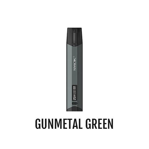Gunmetal Green Smok NFIX Kit Alliston Newmarket Woodbridge Vaughan GTA Toronto Ontario Canada