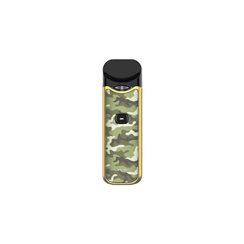 Gold Green Smok Nord Camoflauge Kit Alliston Newmarket Woodbridge Vaughan GTA Toronto Ontario Canada