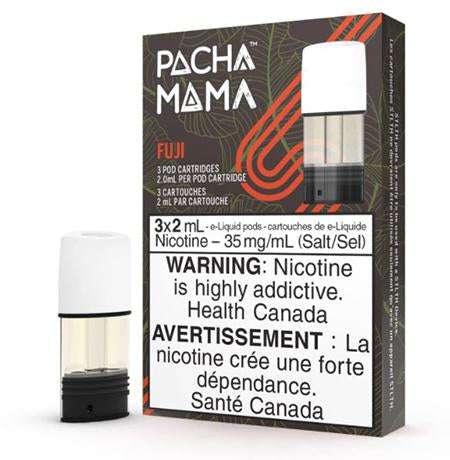Fuji Pacha Mama STLTH Alliston Newmarket Woodbridge Vaughan GTA Toronto Ontario Canada