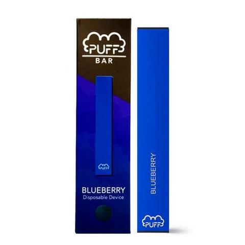 Blueberry Puff Bar Disposable Vape Alliston Newmarket Woodbridge Vaughan Toronto GTA Ontario Canada
