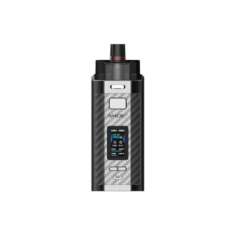 Silver Carbon Fiber Smok RPM160 Pod Kit Newmarket Alliston Woodbridge Vaughan GTA Toronto Ontario Canada