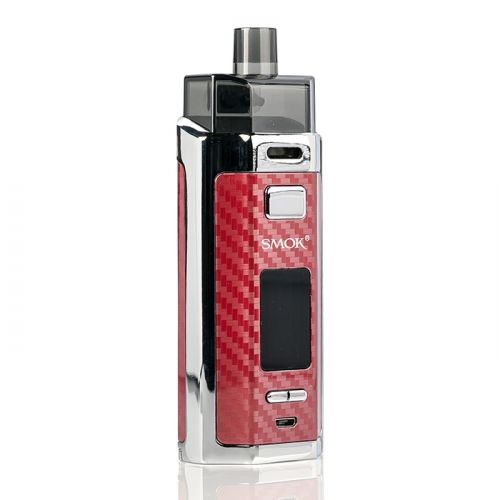 Red Carbon Fiber Smok RPM160 Pod Kit Newmarket Alliston Woodbridge Vaughan GTA Toronto Ontario Canada
