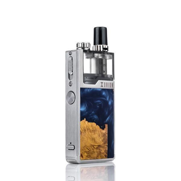 Silver Stabwood  Orion DNA Plus Pod System Lost Vape Newmarket Woodbridge Alliston Vaughan GTA Toronto Ontario Canada