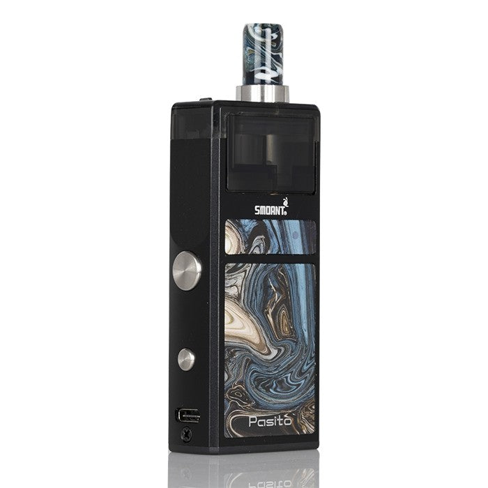 Black Smoant Pasito Rebuildable Pod Kit Newmarket Alliston Woodbridge Vaughan GTA Toronto Ontario Canada