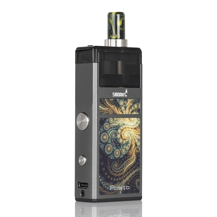 Gunmetal Smoant Pasito Rebuildable Pod Kit Newmarket Alliston Woodbridge Vaughan GTA Toronto Ontario Canada