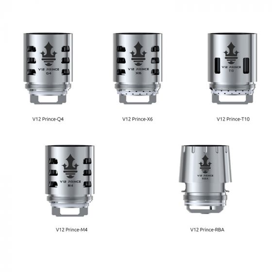SMOK TFV12 Prince Replacement Coils - IN2VAPES