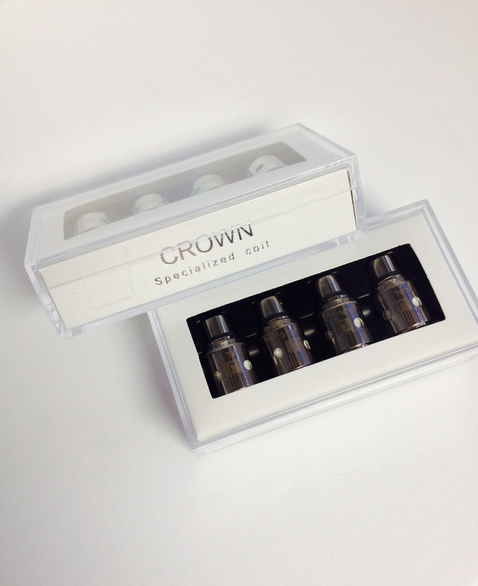 Uwell Crown Replacement Coils (4pack) - IN2VAPES