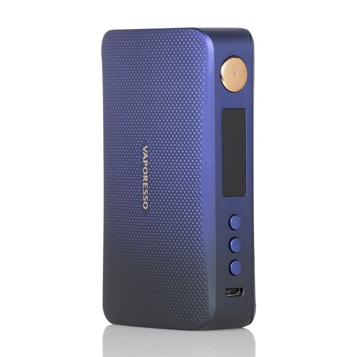 Blue Vaporesso Gen 220W Mod Alliston Vaughan Woodbridge Newmarket Toronto GTA Ontario Canada