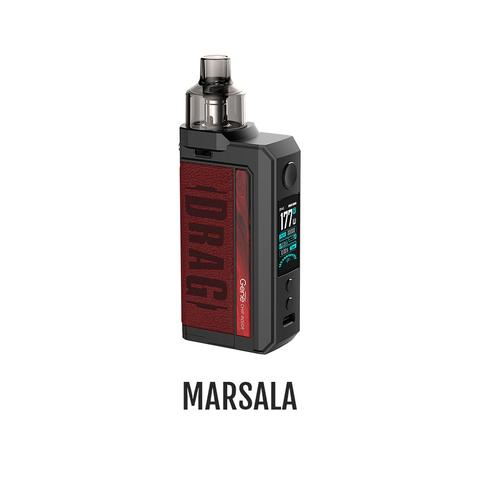Marsala VOOPOO DRAG MAX 177W Kit Alliston Vaughan Woodbridge Newmarket Toronto GTA Ontario Canada