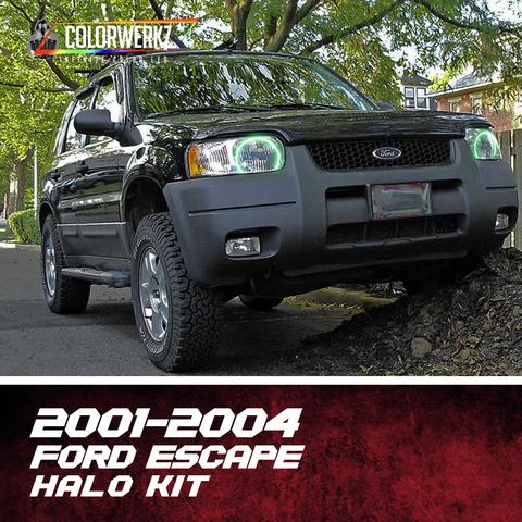 2001-2004 FORD ESCAPE HALO KIT - Outrageous Lighting