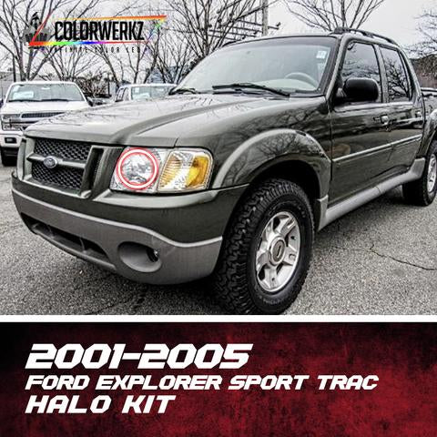 2001-2005 FORD EXPLORER SPORT TRAC HALO KIT - Outrageous Lighting