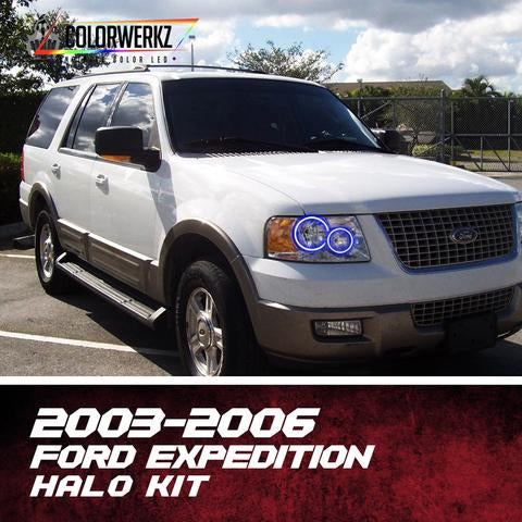 2003-2006 FORD EXPEDITION HALO KIT - Outrageous Lighting