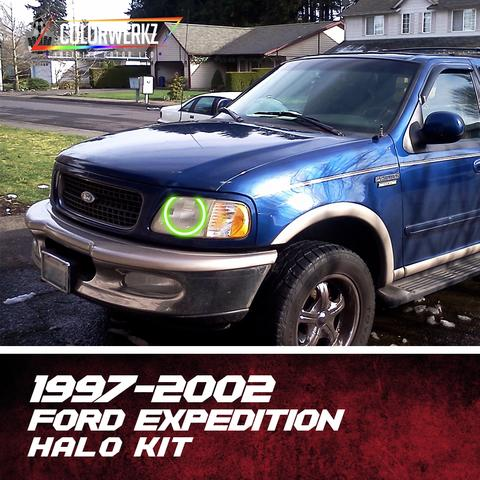 1997-2002 FORD EXPEDITION HALO KIT - Outrageous Lighting