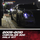 2005-2010 CHRYSLER 300 HALO KIT - Outrageous Lighting