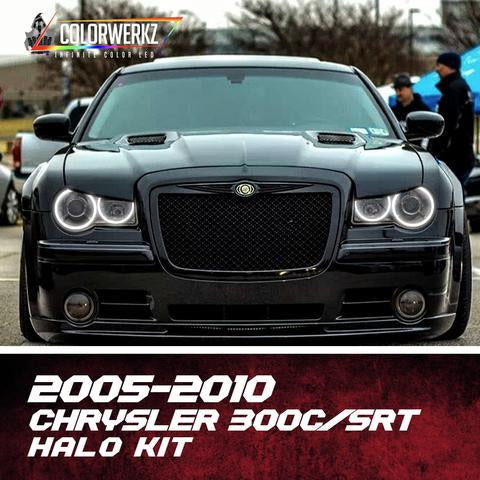 2005-2010 CHRYSLER 300C/SRT HALO KIT - Outrageous Lighting