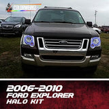 2006-2010 FORD EXPLORER HALO KIT - Outrageous Lighting