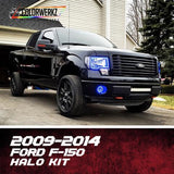 2009-2014 FORD F-150 HALO KIT - Outrageous Lighting