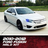 2010-2012 FORD FUSION HALO KIT - Outrageous Lighting