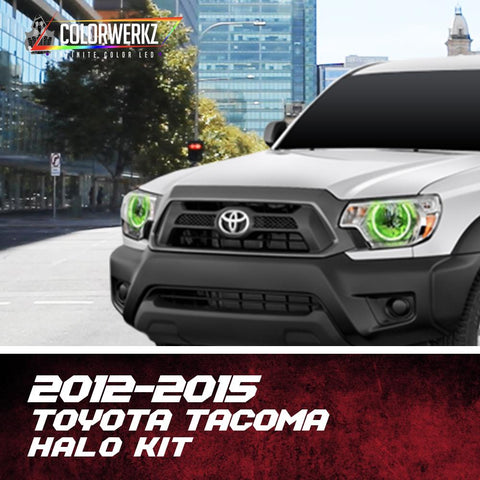 2012-2015 TOYOTA TACOMA HALO KIT - Outrageous Lighting