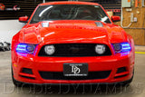 2013-2014 FORD MUSTANG MULTICOLOR DRL LED BOARDS - Outrageous Lighting