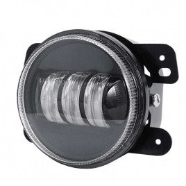 Jeep LED Fog Light Repleacment - Outrageous Lighting