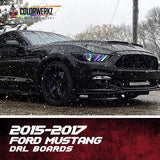 2015-2017 FORD MUSTANG DRL BOARDS - Outrageous Lighting