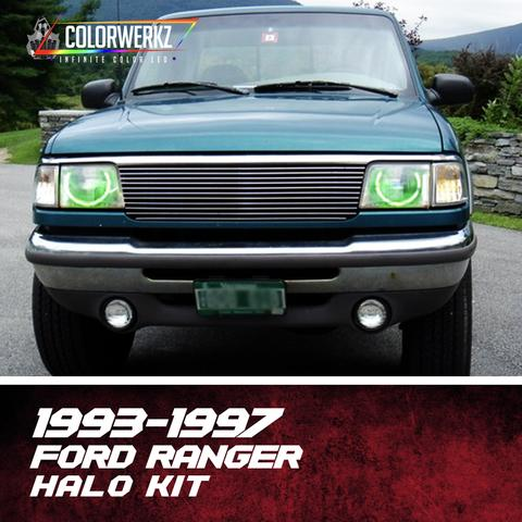 1993-1997 FORD RANGER HALO KIT - Outrageous Lighting