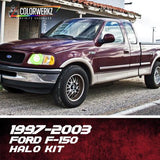 1997-2003 FORD F-150 HALO KIT - Outrageous Lighting
