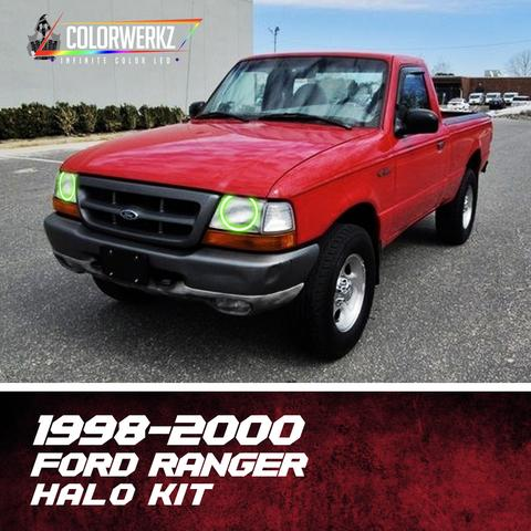 1998-2000 FORD RANGER HALO KIT - Outrageous Lighting