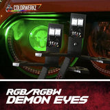 DEMON EYE SET - Outrageous Lighting