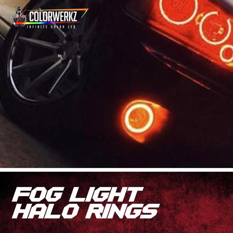 FOG LIGHT HALOS - Outrageous Lighting