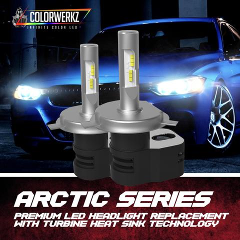 ARCTIC SERIES LED HEADLIGHT REPLACEMENTS - Outrageous Lighting