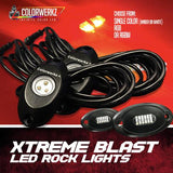XTREME BLAST ROCK LIGHTS - Outrageous Lighting