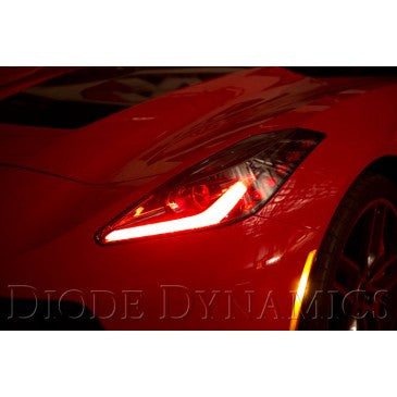 2014+ CHEVROLET CORVETTE REPLACEMENT RGBW MULTICOLOR LED BOARDS - Outrageous Lighting