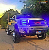 2007-2013 GMC SIERRA HALO KIT - Outrageous Lighting