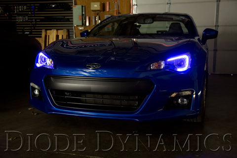 2013-2015 SUBARU BRZ MULTICOLOR LED BOARDS - Outrageous Lighting