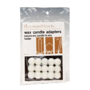 Wax Candle Adapters