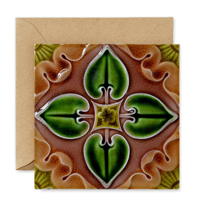 Nouveau Tiles Plate One - The Greater Goods