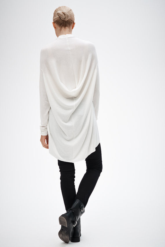 Back Draping Top