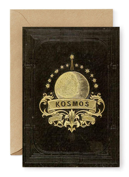 Kosmos Greeting Card