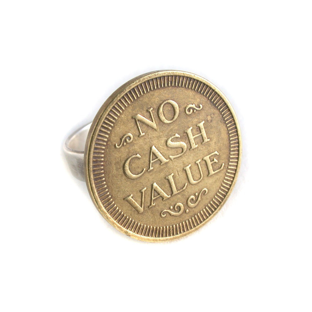 No Cash Value Series - The Greater Goods