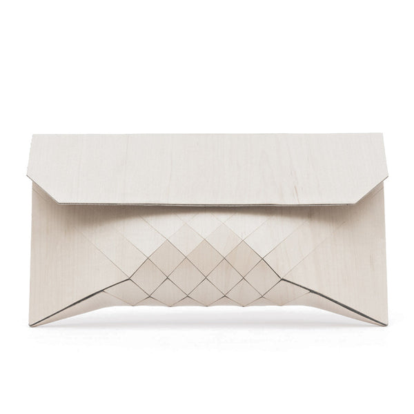 Exotic Wood Clutch