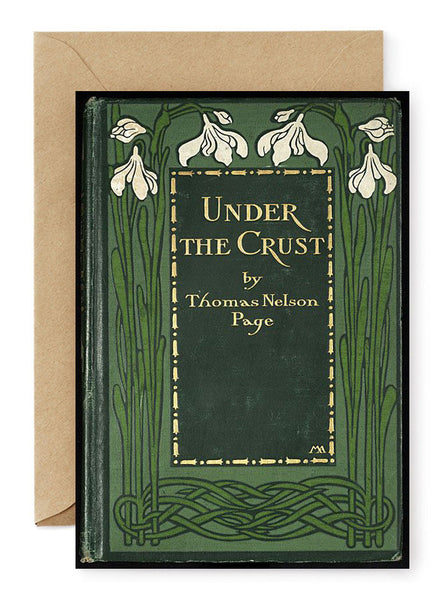 Under the Crust Greeting Card