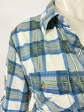 Classic Flannel (Green/Navy)