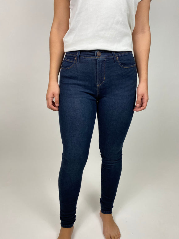 Veronica High Rise Basic Skinny Jeans