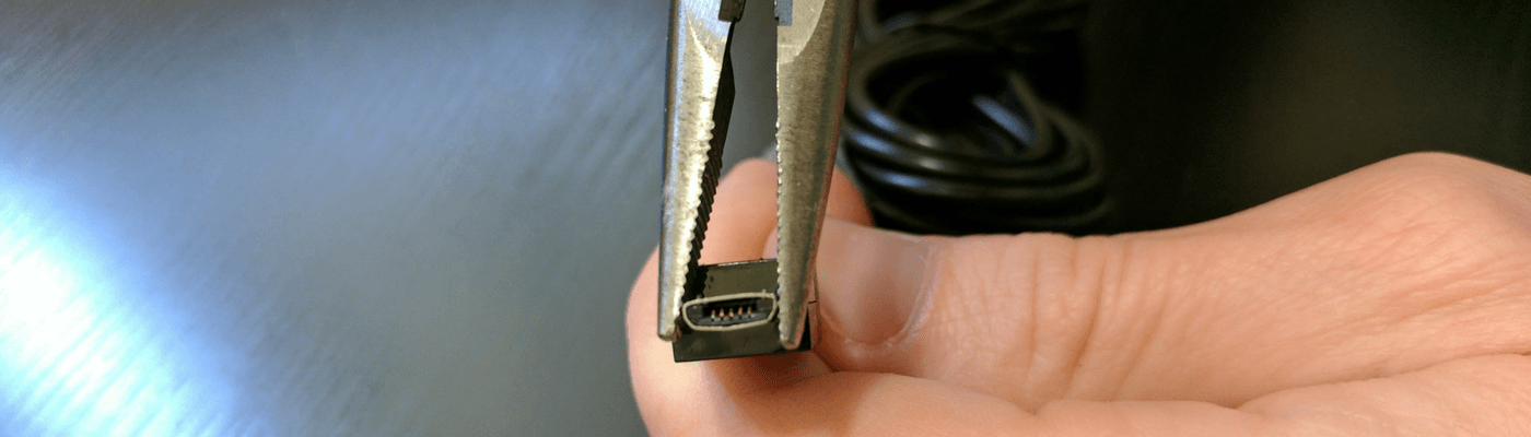 How to fix loose Micro-USB Cables