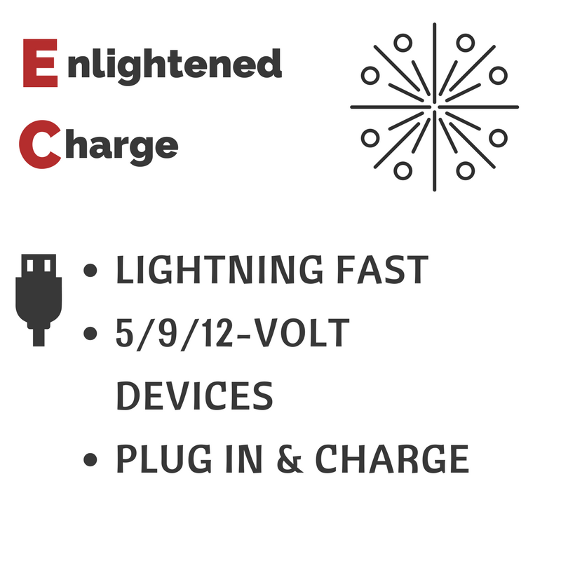 Enlightened charging