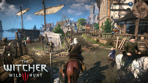 The witcher 3 wild hunt 1