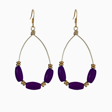 Esmeralda Earrings